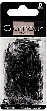 Düfte, Parfümerie und Kosmetik Haargummis 0261 schwarz - Glamour