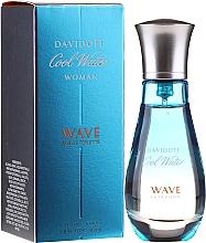 Düfte, Parfümerie und Kosmetik Davidoff Cool Water Wave Woman 2018 - Eau de Toilette