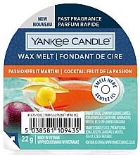 Düfte, Parfümerie und Kosmetik Duftwachs Passion Fruit Martini - Yankee Candle Wax Melt Passion Fruit Martini