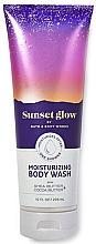 Düfte, Parfümerie und Kosmetik Bath And Body Works Sunset Glow - Duschgel mit Shea- und Kakaobutter