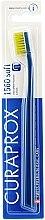 Düfte, Parfümerie und Kosmetik Zahnbürste weich CS 1560 dunkelblau-hellgrün - Curaprox