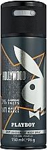Düfte, Parfümerie und Kosmetik Playboy Playboy Hollywood - Deodorant
