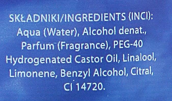 Shake for Body Perfumed Body Mist Saint Tropez Melon & Wild Plum - Parfümierter Körpernebel Melone & Wilde Pflaume — Bild N3