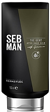 Düfte, Parfümerie und Kosmetik After Shave Balsam - Sebastian Professional Seb Man The Gent After Shave Balm