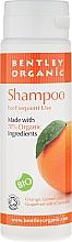 Düfte, Parfümerie und Kosmetik Mildes Basis-Shampoo für alle Haartypen - Bentley Organic Shampoo For Frequent Use