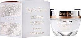 Düfte, Parfümerie und Kosmetik Verjüngende Tagescreme für das Gesicht SPF 15 - Oriflame NovAge Time Restore