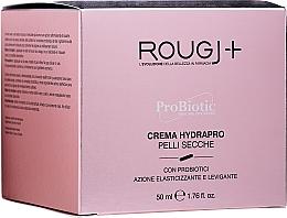 Düfte, Parfümerie und Kosmetik Gesichtscreme für trockene Haut - Rougj+ ProBiotic Crema Hydrapro