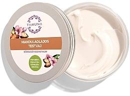 Düfte, Parfümerie und Kosmetik Migdałowe masło do ciała  - Yamuna Almond Oil Body Butter