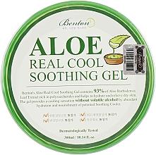 Düfte, Parfümerie und Kosmetik Beruhigendes Gel für Gesicht, Körper und Haar mit 93% Aloe - Benton Aloe Real Cool Soothing Gel