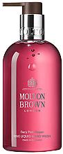 Düfte, Parfümerie und Kosmetik Reichhaltige flüssige Handseife mit rosa Pfeffer - Molton Brown Fiery Pink Pepper