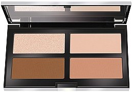 Düfte, Parfümerie und Kosmetik Kontur- und Highlighter Palette - Pupa Contouring & Strobing Powder Palette