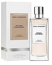 Düfte, Parfümerie und Kosmetik Angel Schlesser Les Eaux d'un Instant Vibrant Sandalwood - Eau de Toilette