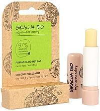 Düfte, Parfümerie und Kosmetik Lippenbalsam mit Noni-Frucht - Gracja Bio