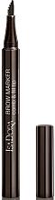 Düfte, Parfümerie und Kosmetik Augenbrauenmarker - IsaDora Brow Marker Comb & Fill Tip
