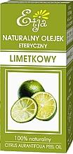 Düfte, Parfümerie und Kosmetik Natürliches ätherisches Öl mit Limette - Etja