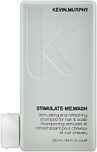 Düfte, Parfümerie und Kosmetik Erfrischendes Männershampoo - Kevin.Murphy Stimulate-Me Wash