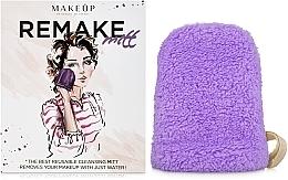 Düfte, Parfümerie und Kosmetik Handschuh zum Abschminken ReMake lila - MakeUp