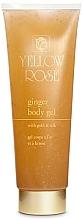 Düfte, Parfümerie und Kosmetik Ingwer-Körpergel mit Gold und Seide - Yellow Rose Ginger Body Gel With Gold And Silk