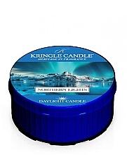 Düfte, Parfümerie und Kosmetik Duftkerze Northern Lights - Kringle Candle Daylight Northern Lights