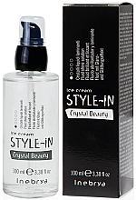 Düfte, Parfümerie und Kosmetik Glättendes Haarfluid für mehr Glanz - Inebrya Style-In Crystal Beauty