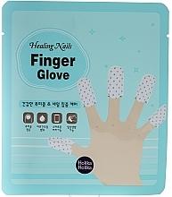 Düfte, Parfümerie und Kosmetik Nagelmaske - Holika Holika Healing Nails Finger Glove