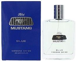 Düfte, Parfümerie und Kosmetik Ford Mustang Blue - Eau de Cologne