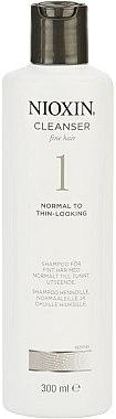 Reinigungsshampoo - Nioxin Thinning Hair System 1 Cleanser Shampoo