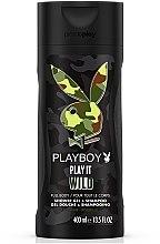 Düfte, Parfümerie und Kosmetik Playboy Play It Wild for Him - Duschgel