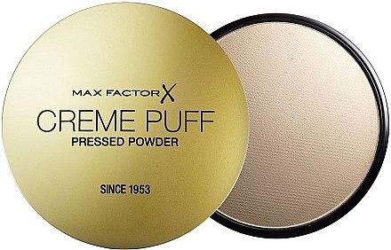 Kompaktpuder(ohne Schwamm) - Max Factor Creme Puff Pressed Powder