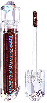 Lippen-Topper - NYX Professional Makeup Diamonds & Ice Please Lip Topper