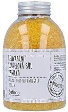 Düfte, Parfümerie und Kosmetik Entspannendes Badesalz aus dem Toten Meer mit Vanilleduft - Sefiros Original Dead Sea Bath Salt Vanilla