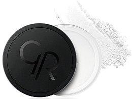 Düfte, Parfümerie und Kosmetik Loser Gesichtspuder - Golden Rose Long Wear Powder
