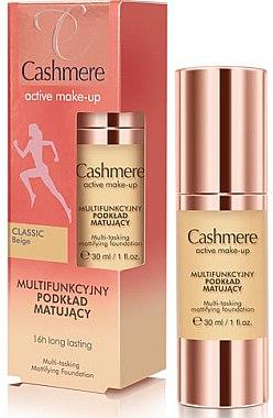 Mattierende Foundation - Dax Cashmere Active Make-Up Mattifying Foundation