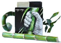 Düfte, Parfümerie und Kosmetik Natürliche Detox Seife mit Bambuskohle und Wacholderbeerenöl - Uoga Uoga Bravo! Natural Detoxifying Soap