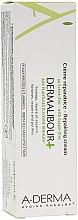 Düfte, Parfümerie und Kosmetik Antibakterielle Gesichtscreme mit Haferextrakt - A-Derma Dermalibour+ Creme
