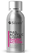 Düfte, Parfümerie und Kosmetik Acryl-Flüssigkeit - Silcare Nail Acrylic Liquid Comfort Shot Action