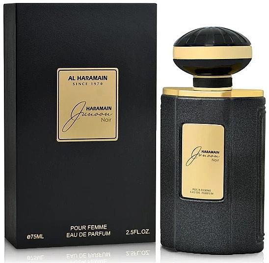 Al Haramain Junoon Noir - Eau de Parfum