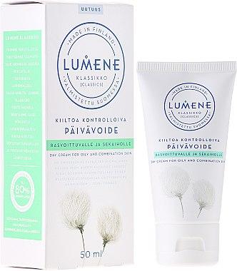 Mattierende Tagescreme für fettige und Mischhaut - Lumene Klassikko Day Cream