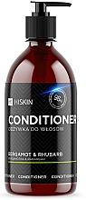 Düfte, Parfümerie und Kosmetik Conditioner mit Silberionen, Bergamotte und Rhabarber - HiSkin Bergamot & Rhubarb Conditioner