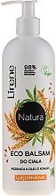 Düfte, Parfümerie und Kosmetik Körperöl mit Weizen und Hanföl - Lirene Natura Eco Balm