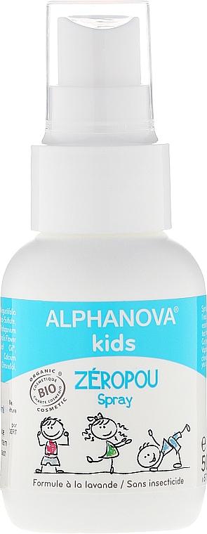 Läuse-Abwehrspray für Kinder - Alphanova Kids Spray