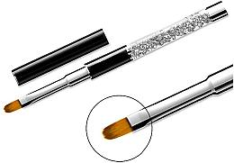 Düfte, Parfümerie und Kosmetik Maniküre-Pinsel №11 oval - Elisium