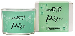 Düfte, Parfümerie und Kosmetik Bio Duftkerze Pure - PuroBio Home Organic Pure