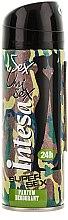 Düfte, Parfümerie und Kosmetik Parfümiertes Deospray Supersex - Intesa Unisex Parfum Deodorant Supersex 24