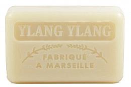 Düfte, Parfümerie und Kosmetik Handgemachte Naturseife mit Ylang-Ylang-Duft und Sheabutter - Foufour Savonnette Marseillaise Ylang Ylang