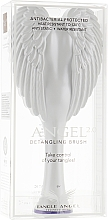 Düfte, Parfümerie und Kosmetik Entwirrbürste weiß 18,7 cm - Tangle Angel 2.0 Detangling Brush White