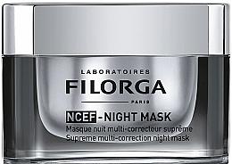 Düfte, Parfümerie und Kosmetik Korrigierende Nachtmaske für das Gesicht - Filorga NCEF-Night Mask
