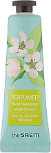Düfte, Parfümerie und Kosmetik Parfümierte Handcreme mit Apfelblüte - The Saem Perfumed Apple Blossom Hand Moisturizer