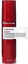 Düfte, Parfümerie und Kosmetik Glättendes und energiespendendes Gesichtspeeling für Männer - Recipe For Men Facial Scrub