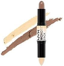 Düfte, Parfümerie und Kosmetik Highlighter und Konturenstift - NYX Professional Makeup Wonder Stick